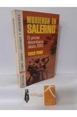 MURIERON EN SALERNO. EL PRIMER DESEMBARCO ALIADO: 1943