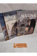 MARINA (3 TOMOS). 1, LOS HIJOS DEL DOGO; 2, LA PROFECÍA DE DANTE ALIGHIERI; 3, ¡RAZZIAS!