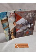 EL PILOTO DEL EDELWEISS. 1, VALIENTE; 2, SIDONIE; 3, WALBURGA