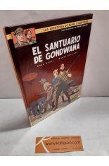 EL SANTUARIO DE GONDWANA. LAS AVENTURAS DE BLAKE Y MORTIMER