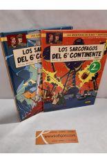 LOS SARCÓFAGOS DEL 6º CONTINENTE (2 TOMOS)