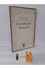 LA TENTACIÓN DE EXISTIR