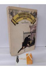 HISTORIA DE LA LITERATURA ESPAÑOLA III. SIGLOS XVIII Y XIX