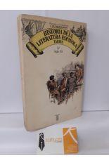 HISTORIA DE LA LITERATURA ESPAÑOLA IV. SIGLO XX