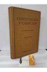 CONSTITUCIÓN Y CARÁCTER