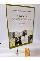 PÁGINAS DE ACÁ Y DE ALLÁ. ANTOLOGÍA II