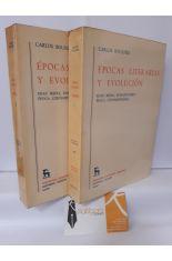 ÉPOCAS LITERARIAS Y EVOLUCIÓN. EDAD MEDIA, ROMANTICISMO, ÉPOCA CONTEMPORÁNEA (2 TOMOS)