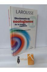 DICCIONARIO DE NEOLOGISMOS DE LA LENGUA ESPAÑOLA