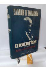 MEMORIAS (1921-1936) AMANECER SIN MEDIODÍA