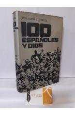 100 ESPAÑOLES Y DIOS
