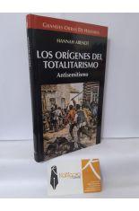 LOS ORÍGENES DEL TOTALITARISMO. ANTISEMITISMO