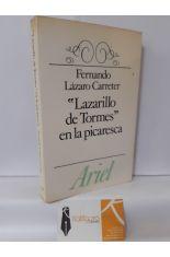 LAZARILLO DE TORMES EN LA PICARESCA. EDICIÓN AUMENTADA