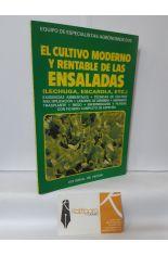 EL CULTIVO MODERNO Y RENTABLE DE LAS ENSALADAS (LECHUGA, ESCAROLA, ETC.)