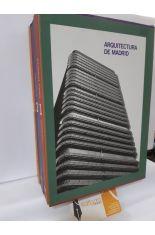 ARQUITECTURA DE MADRID (ESTUCHE). 0, INTRODUCCIÓN; 1, CASCO HISTÓRICO; 2, ENSANCHES; DVD;
