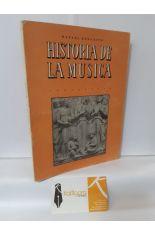 HISTORIA DE LA MÚSICA (LA MÚSICA A TRAVÉS DE LOS TIEMPOS)