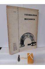 TECNOLOGÍA MECÁNICA TOMO II