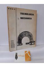 TECNOLOGÍA MECÁNICA TOMO IV