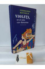 VIOLETA EN EL CIELO CON DIAMANTES