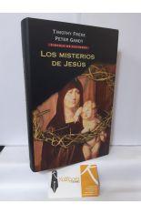 LOS MISTERIOS DE JESÚS. EL ORIGEN OCULTO DE LA RELIGIÓN CRISTIANA