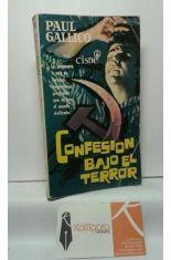 CONFESIÓN BAJO EL TERROR