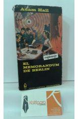 EL MEMORANDUM DE BERLIN