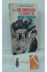 LOS COMENTARIOS Y EL SECRETO DEL MAYOR THOMPSON