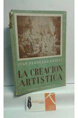 LA CREACIÓN ARTÍSTICA