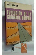 EVOLUCIÓN DE LA GEOGRAFÍA HUMANA
