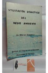 UTILIZACIÓN DIDÁCTICA DEL MEDIO AMBIENTE (LA BAHÍA DE SANTANDER)