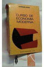 CURSO DE ECONOMÍA MODERNA