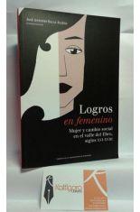 LOGROS EN FEMENINO. MUJER Y CAMBIO SOCIAL EN EL VALLE DEL EBRO. SIGLOS XVI-XVIII
