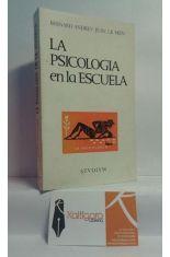 LA PSICOLOGÍA EN LA ESCUELA