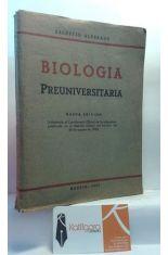 BIOLOGÍA PREUNIVERSITARIA