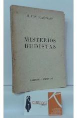 MISTERIOS BUDISTAS. DOCTRINAS Y RITOS SECRETOS DEL