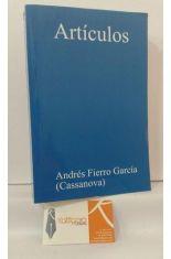 ARTÍCULOS DE ANDRÉS FIERRO GARCÍA (CASSANOVA)