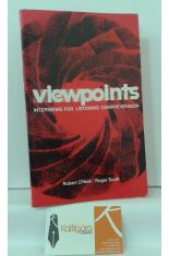 VIEWPOINTS. INTERVIEWS FOR LISTENING COMPREHENSION