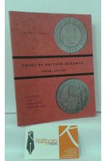 COINS OF BRITISH OCEANIA. AUSTRALIA, FIJI, NEW GUINEA, NEW ZEALAND