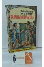 SALOMÓN Y LA REINA DE SABA. BELLAS HISTORIAS DE LA BIBLIA