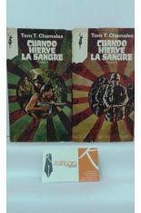 CUANDO HIERVE LA SANGRE (2 TOMOS)