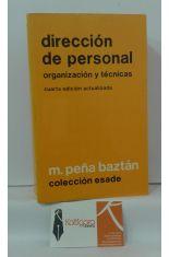 DIRECCIÓN DE PERSONAL, ORGANIZACIÓN Y TÉCNICAS