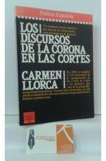 LOS DISCURSOS DE LA CORONA EN LAS CORTES
