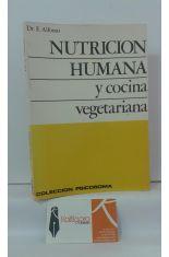 NUTRICIÓN HUMANA Y COCINA VEGETARIANA