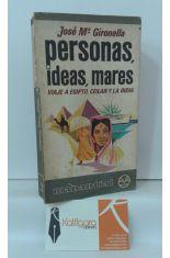 PERSONAS, IDEAS, MARES. VIAJE A EGIPTO, CEILAN Y LA INDIA