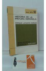 HISTORIA DE LA PINTURA ESPAÑOLA