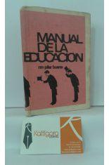 MANUAL DE LA EDUCACIÓN
