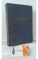 5 EX GRANDES. MUSSOLINI, HITLER, STALIN, PÉTAIN, ROOSEVELT.