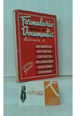 FORMULARIO GENERAL DE DOCUMENTOS. REDACCIÓN DE DOCUMENTOS, INSTANCIAS, CONTRATOS, RECLAMACIONES, ESCRITURAS, DEMANDAS