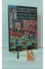 HISTORIA DE LOS PUEBLOS ÁRABES
