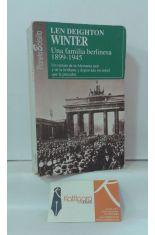 WINTER. UNA FAMILIA BERLINESA 1899-1945