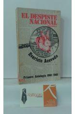 EL DESPISTE NACIONAL 1. PRIMERA ANTOLOGÍA 1952/1958
